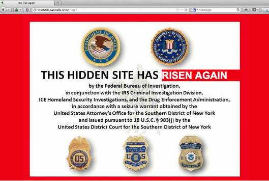 Bold Silk Road Relaunch Thumbs Nose at FBI